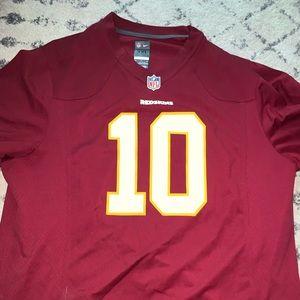 Redskins GRIFFIN III NFL jersey